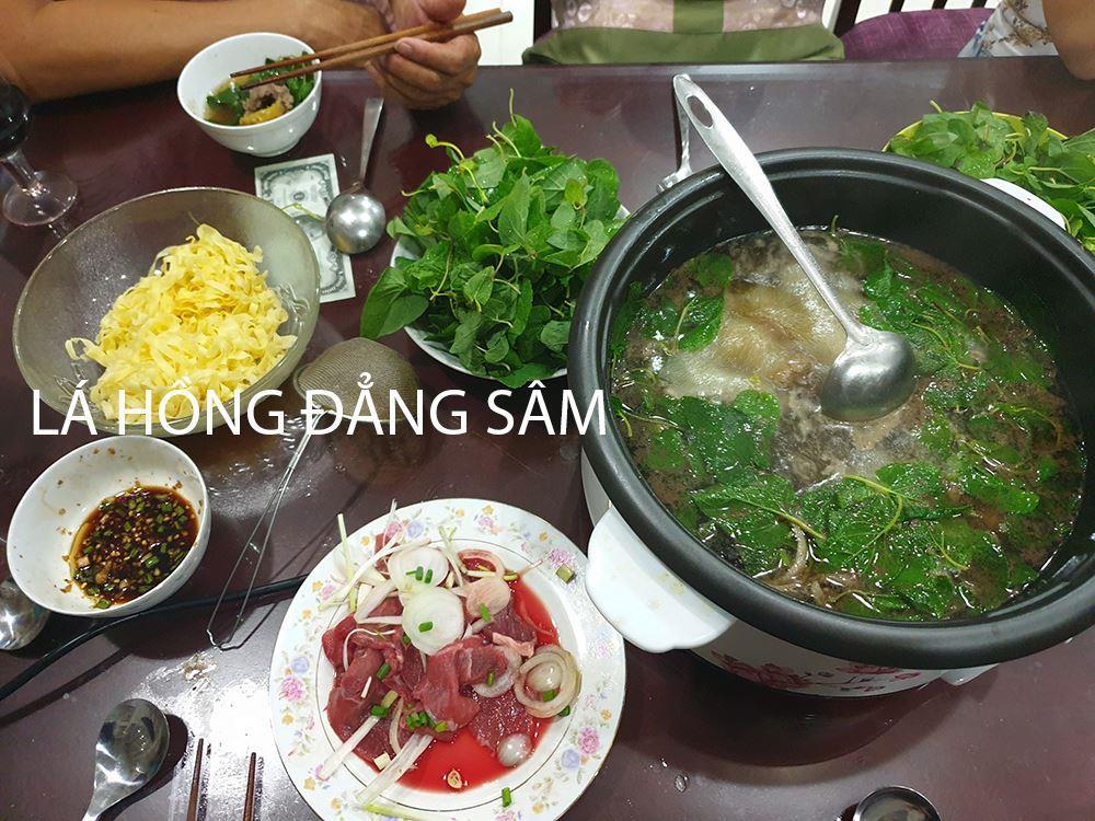 la-hong-dang-sam-lam-rau-sach 1